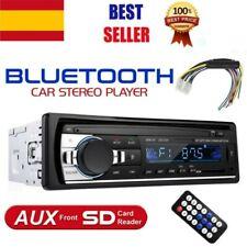 Autoradio 1 DIN radio de coche MP3 bluetooth manos libres car USB SD AUX In-Dash