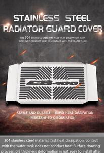 motocross Radiator Grille Guard Cover For HONDA CB400 1992-1998 CB400 VTEC 2010