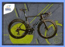 Stickers PANINI TOUR DE FRANCE 2021 #234 Vélo Bicycle Israël Start-Up Nation