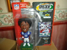 2001 Upper Deck NFL 7 inch Playmakers Bobblehead  Edgerrin James
