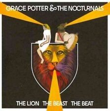 Lion The Beast The Beat 0050087277536 by Grace & Nocturnals Potter CD