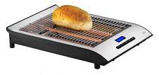 Digitaler Design Flachtoaster m. Timer Tischröster Brötchenröster Röster Toaster