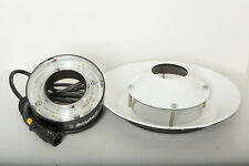 Profoto Acute Ring Flash + Pro Wide Soft Reflector