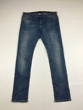 Men's GUESS 'Skinny' Jeans - W36 L34 - Navy Wash - Great Condition