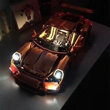 LED Licht Kit für Lego Modell 42056-Porsche 911 GT3 RS Technic-UK Verkäufer