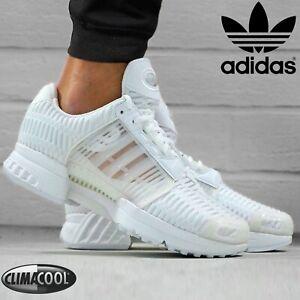 Adidas Schuhe ClimaCool 1 Sneakers Freizeitschuhe Turnschuhe Laufschuh Weiß
