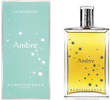 Reminiscence AMBRE Eau de Toilette EDT 100 ml - woman perfume NO TESTERS