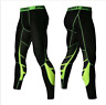 Mens Gym Compression Fitness Tights Base Layer Stretch Sports Running Pants V155
