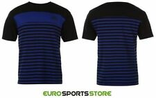 Polycotton Basic Striped T-Shirts for Men
