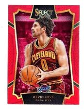 Kevin Love 2015-16 Panini Select, (Rouge), Prizm 149