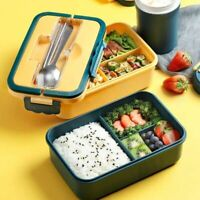 Lunch box for Kids  & Students food container Wheat Straw Material Leak-Proof