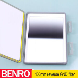 benro MasterH 100x150mm Reverse GND8 gnd0.9 Graduated Neutral Density Filter