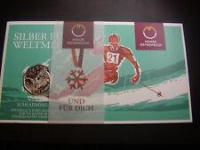 5 Euro 2013 Schladming  Österreich  Silber im Blister    W/17/747