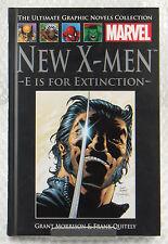 MARVEL NEW X MEN E IS FOR EXTINCTION GRAPHIC NOVEL MORRISON QUITELY *FREEPOST*