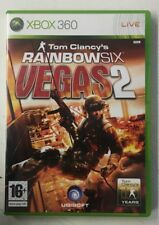 Tom Clancy's Rainbow Six: Vegas 2 (Microsoft Xbox 360)Brand New, Not Sealed