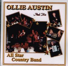 "OLLIE AUSTIN New CD ""OLLIE  & His All Star Country Band"" 14 tracks Country Music"