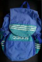 Original ADIDAS 90s Vintage Rucksack Oldschool Daypack Sportrucksack Tasche