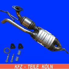 Stainless Steel Catalytic Converter Smart 1.0 Fortwo (451) Cabriolet/Coupe