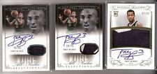 Trey Burke 13/14 National Treasures Auto RC #128 Serial 07/25