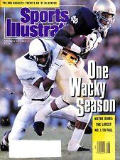 Sports Illustrated, November 26 1990