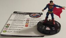 SUPERMAN(Zod) 027 DC HeroClix 15th Anniversary ELSEWORLDS Heroclix Rare