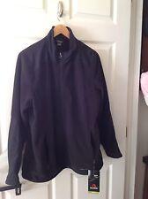 NWT!  EDDIE BAUER Black Fleece Jacket