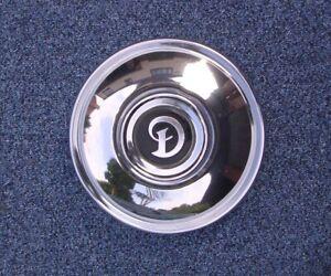Daimler Sovereign and Double-Six Series 2 Chrome Hupcap