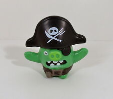 """2016 Pirate Pig 2.5"""" McDonald's Action Figure #2 Angry Birds Movie"""