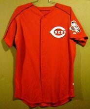 Cincinnati Reds Danny Herrera Mlb Batting Practice Jersey