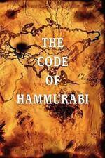 The Code of Hammurabi (Paperback or Softback)