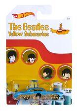 Hot Wheels DML71 The Beatles Yellow Submarine Paul McCartney FISH'D N CHIP D 3/6