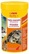 12g Sera Raffy I Reptile Food Treats 250mL Reptile & Turtle Pellets Aquarium