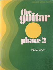 The Guitar - Phase 2 - William Leavitt - Hal Leonard