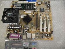 FIC 53-80584-08 AU31 Socket A AMD Motherboard 2.2GHz 512MB RAM AV31