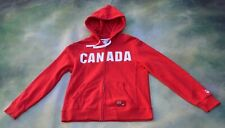 2012 Hudson's Bay Canada Olympic Team Hoodie Jacket Size M.