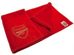 Arsenal F.C Beach Bath Towel 100% Cotton - Jacquard Ideal Perfect Gift