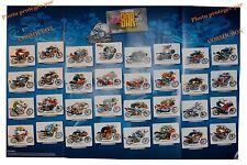 Affiche JOE BAR TEAM poster les MOTOS cultes BD Triumph Ducati Norton Benelli