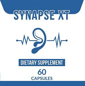 Synapse XT Tinnitus Ear Ringing Relief Supplement