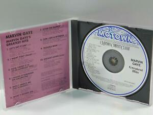 Marvin Gaye's Greatest Hits After the Dance (music CD, 1987, Motown) R&B & Soul