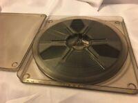 "SUPER 8 B&W Silent - ""THE SAD CLOWNS"" Blackhawk Films 600' Reel/Case"