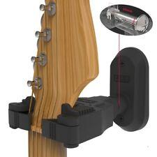 Guitar Hooks Wall Mount Hanger Hook Keeper with Gravity Lock Ukulele Brackets