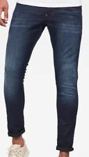 GStar Defend Super Slim Deill Stretch DK Aged Jeans Mens Size 33W 36L *REF62-C