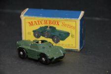 MATCHBOX  ARMY SCOUT CAR