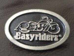 Motorcycle, Bikers, Pin Badge.