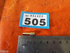 Honda C50 C70 C90 Carburador Carburador Aire Mezcla Tornillo CUB 505BU