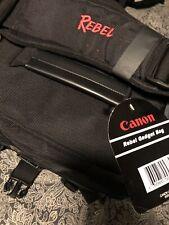 Canon Rebel DSLR Camera Gadget Bag, Digital Camera SLR nylon EOS New with Tags