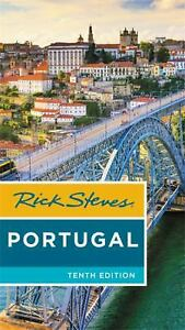 Rick Steves Portugal Paperback Rick Steves