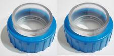 Glue Connector set 63 mm - Fit for Blue lagoon / Xclear / AquaForte UV-C Systems