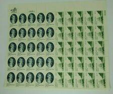 1978 Captain James Cook Alaska Hawaii 1778 13 Cent Sheet of 50 Mint