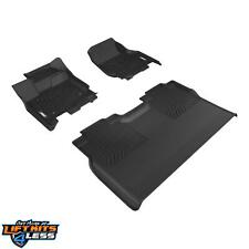 Aries 2803009 StyleGuard XD Floor Liner for 2015-2018 Ford F-150 Crew Cab